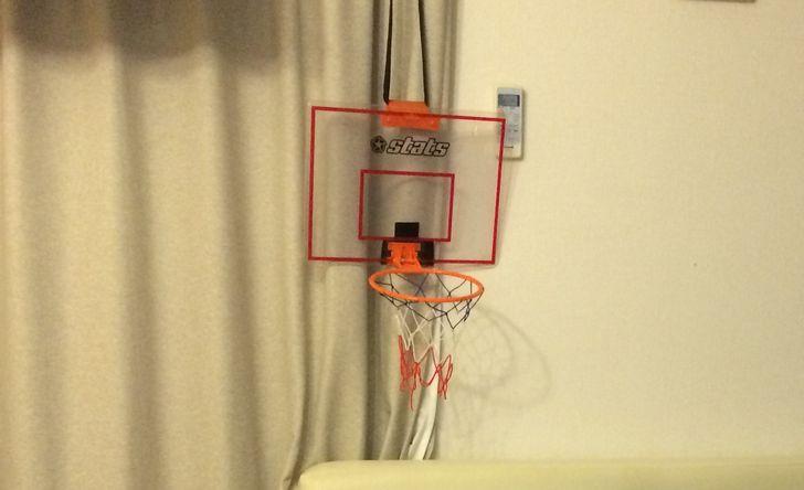 室内用 バスケットゴール