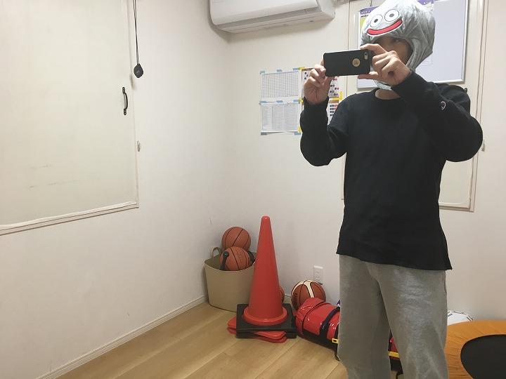 子供のバスケがうまくなる方法は動画を撮る